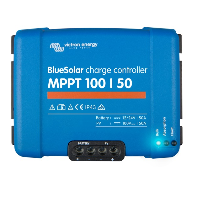 BlueSolar charge controller MPPT 100-50 - Victron Energy