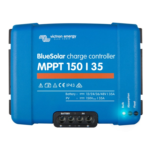 BlueSolar charge controller MPPT 150-35 - Victron Energy