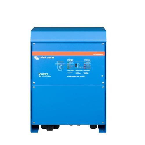 Convertisseur Chargeur Quattro 12V 5000VA - Victron Energy