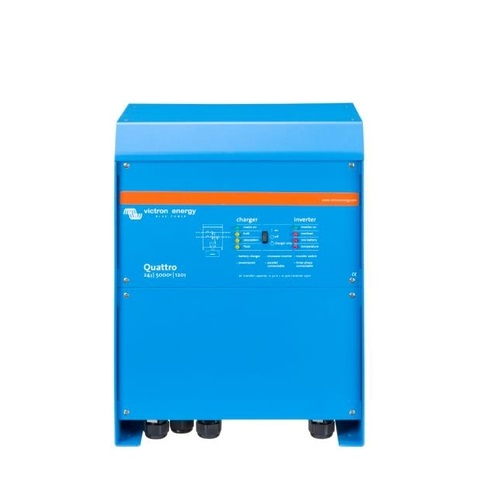 Convertisseur Chargeur Quattro 24V 5000VA 120A - Victron Energy