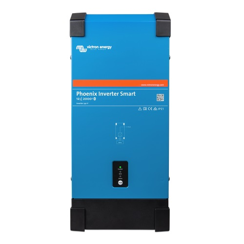 Convertisseur Phoenix Smart 12V 2000VA - Victron Energy