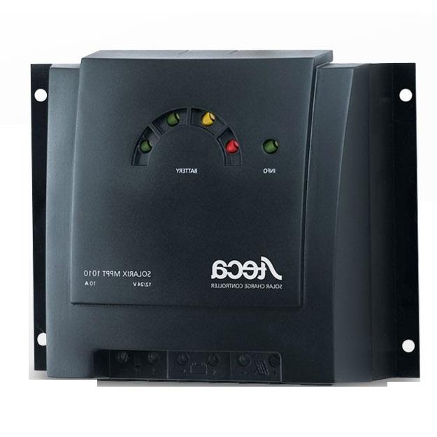 Régulateur solaire STECA Solarix MPPT 1010