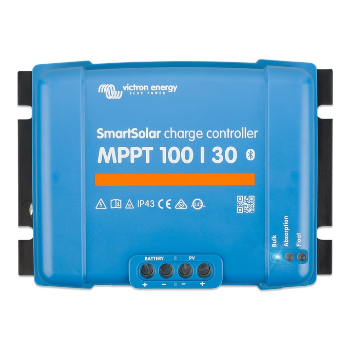 SmartSolar charge controller MPPT 100-30