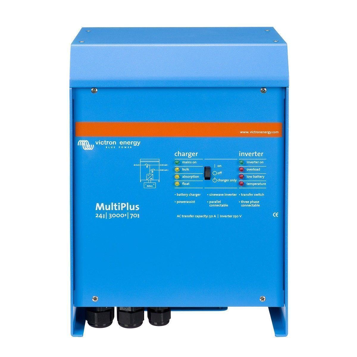 Convertisseur-Chargeur Multiplus 24V 3000VA 50A