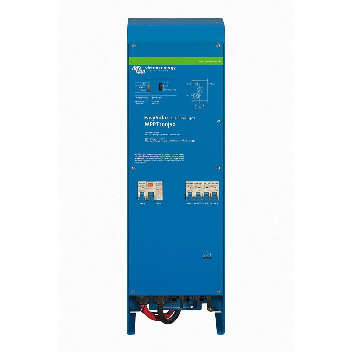 EasySolar 24 1600 40-16 MPPT 100 50 Victron Energy