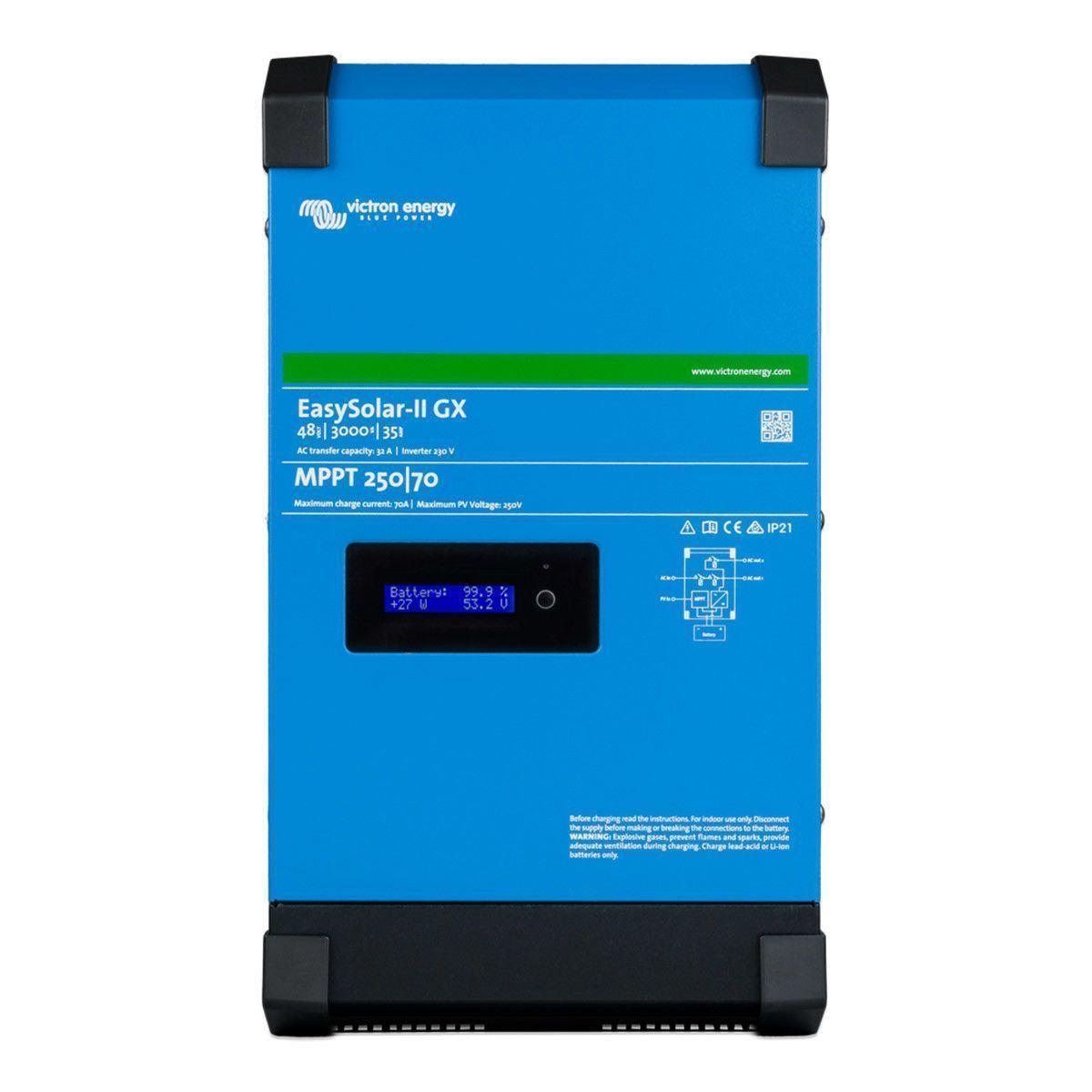 EasySolar-II 48 3000 35-32 MPPT 250 70 GX Victron Energy