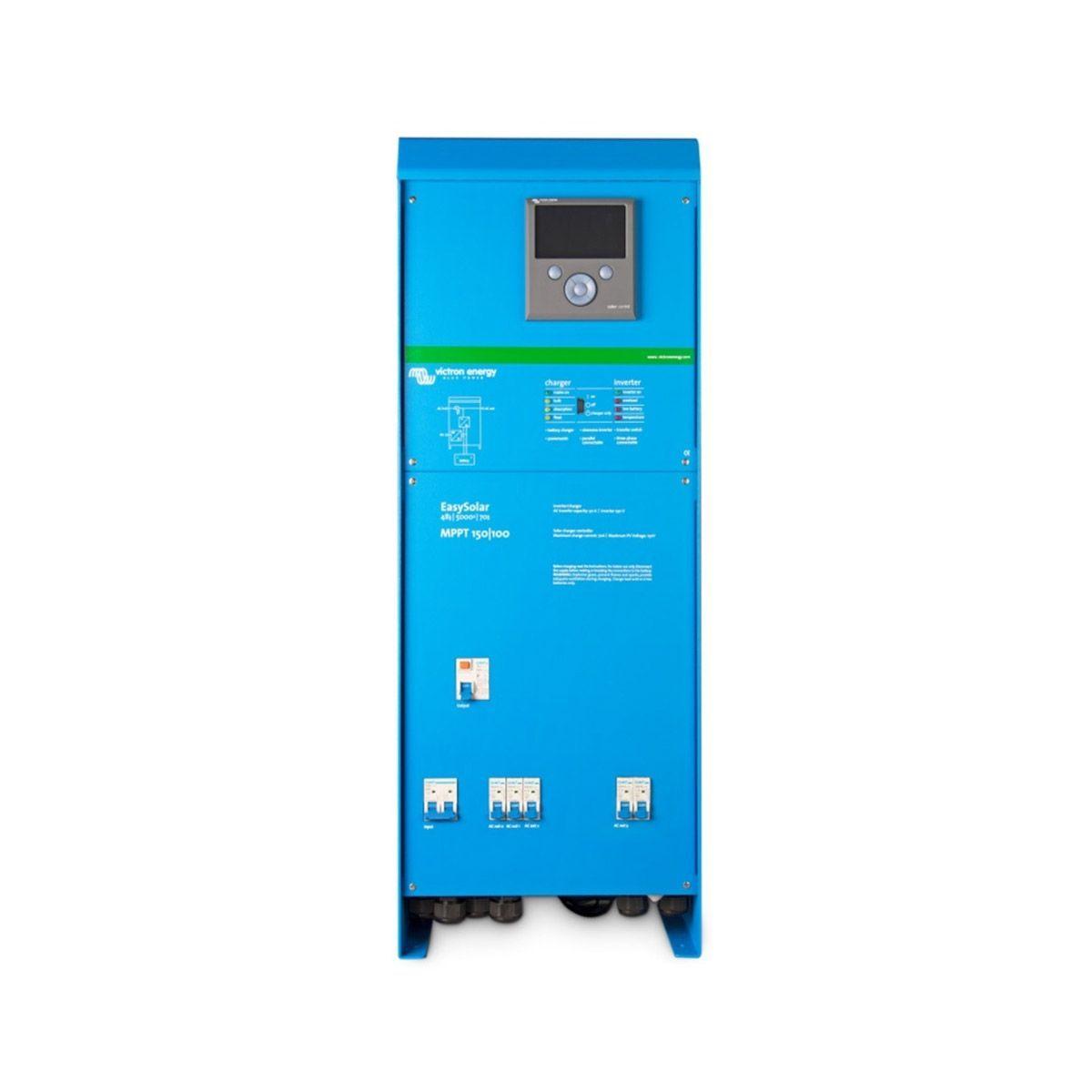 Easysolar 48 5000 35-50 MPPT 150 100 Color Control