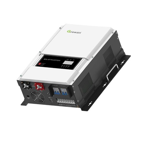 Onduleur Solaire Growatt SPF 4000T-12000T DVM