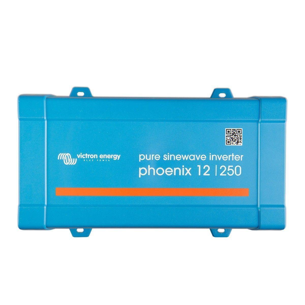 Convertisseur Phoenix 12V 230V 250VA Pur Sinus VE-Direct - Victron Energy