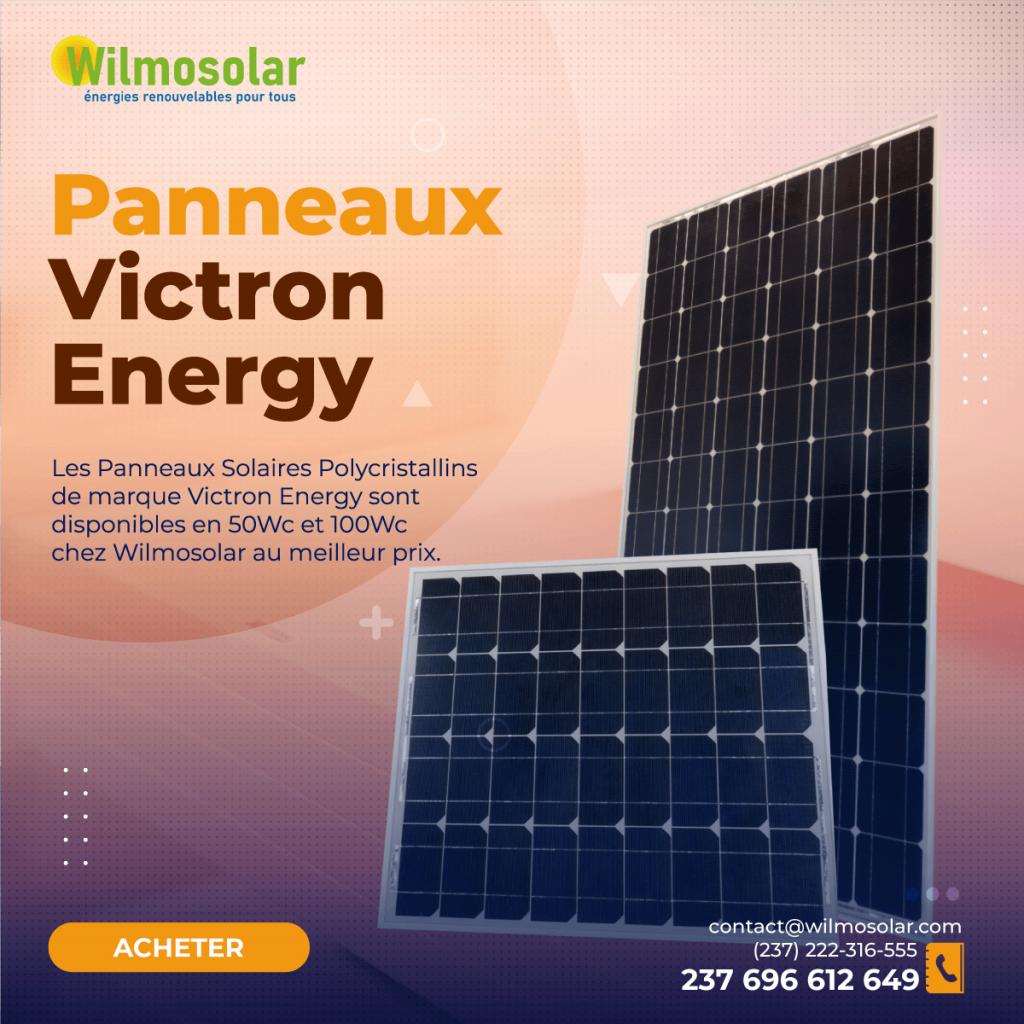 Panneaux Solaires Victron Energy - WilmosolarShop